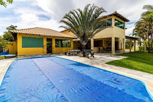 Smpw 12 - Casa Com Habite-se! Aceita Permuta Em Apartamento Em Águas Claras - Villa127184