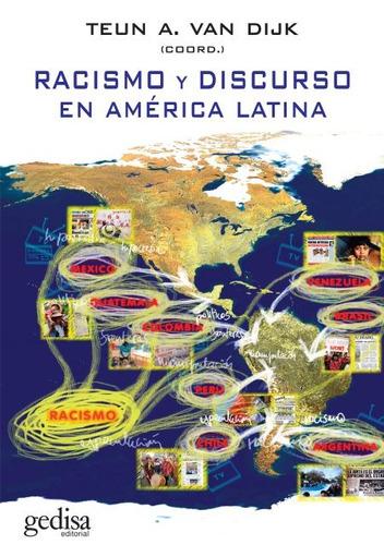 Racismo Y Discurso En América Latina, Van Dijk, Ed. Gedisa