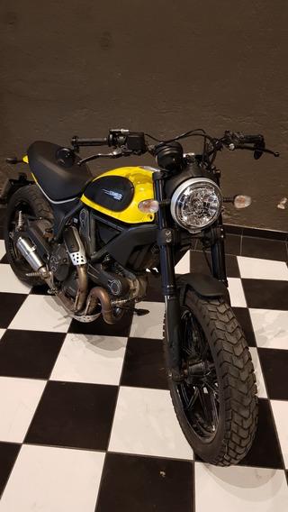 Ducati Scrambler 800 No 400