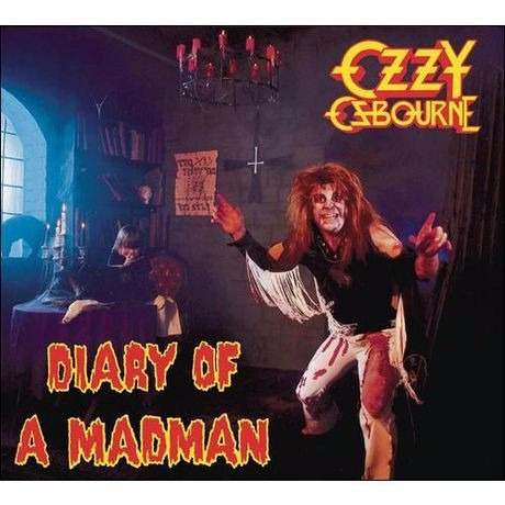 Osbourne Ozzy - Diary Of A Madman (2cd) - S