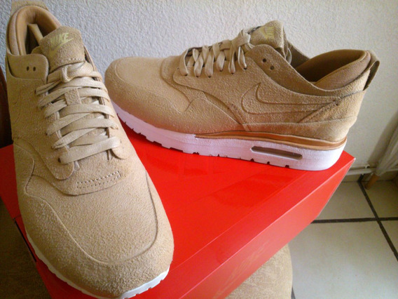 Tenis Air Max 1 Royal T6.5mx/8.5us 100% Originales!...