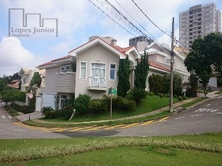 Imagem 1 de 30 de Casa Com 4 Dormitórios À Venda, 500 M² Por R$ 3.200.000,00 - Condomínio Tivoli Park - Sorocaba/sp - Ca1752