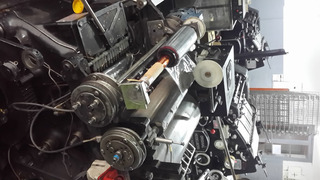 Impresora Heidelberg Gtp Doble Oficio Con Stamping
