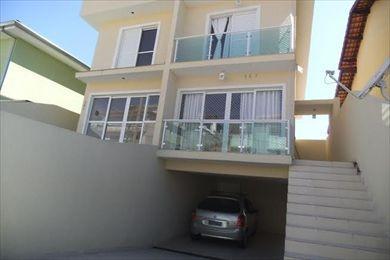 Ref.: 4082 - Casa Condomínio Fechado Em Cotia, No Bairro Villa Deste - 4 Dormitórios