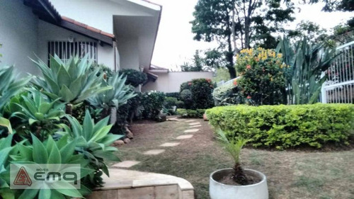 Casa Com 4 Dormitórios Para Alugar, 450 M² Por R$ 8.500,00/mês - Vila Albertina - São Paulo/sp - Ca0194