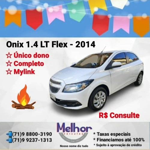 Imagem 1 de 3 de Chevrolet Onix 2014 1.4 Lt 5p