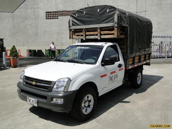 Chevrolet Luv D-max Luv Dmax Estacas Diesel