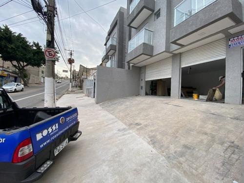 Imagem 1 de 6 de Salão Para Alugar, 55 M² Por R$ 3.500,00/mês - Vila Prudente (zona Leste) - São Paulo/sp - Sl0202