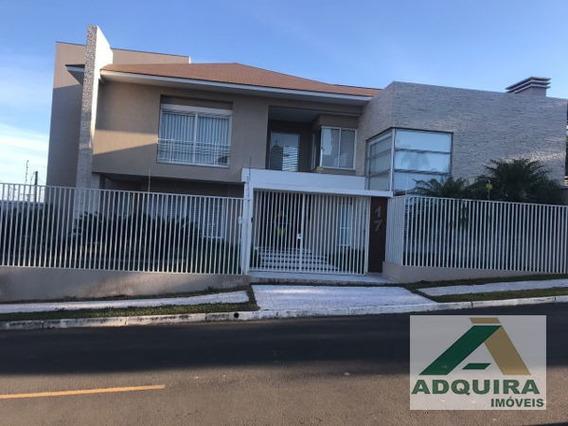 Casa Térrea Com 5 Quartos - 3762-v