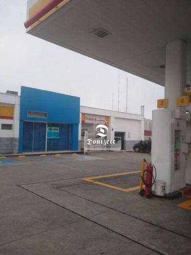 Loja Para Alugar, 41 M² Por R$ 2.990,00/mês - Rudge Ramos - São Bernardo Do Campo/sp - Lo0284
