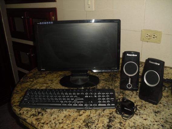 Computadora De Escritorio Nueva Soneview Pc 1005 Completa.