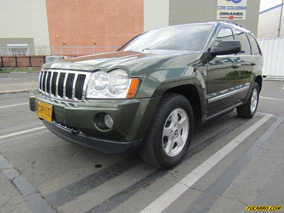 Jeep Grand Cherokee Limited At 4700cc 4x4 Ven
