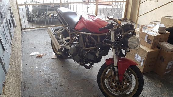 Ducati 900ss Ano 1999 Cafe Rece