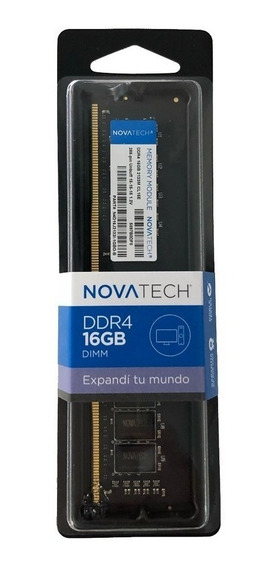 Memoria Ram Ddr4 Pc Novatech 4gb 2133 Mhz Envio Bkp