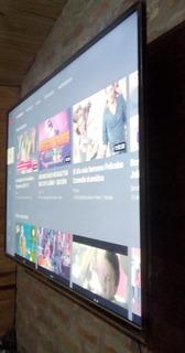 Smart Tv 55 Pulgadas Daewoo Con Control Semi Nuevo