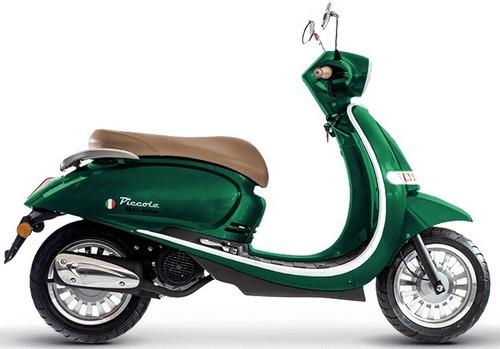 Gilera Piccola 150 Verde Italia