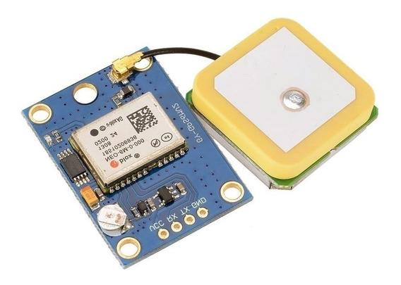 Módulo Gps Ublox/u-blox Neo-6m - Arduino, Drone, Raspberry