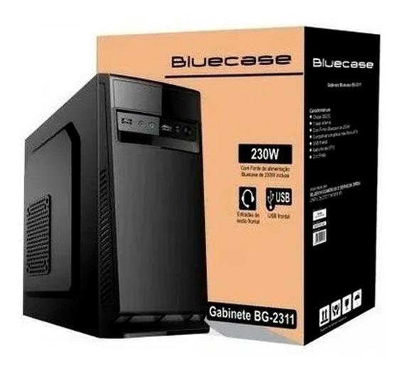 Pc Athlon 3000g Memória 4gb Ssd 120gb Com Fonte 230w Bg-2311
