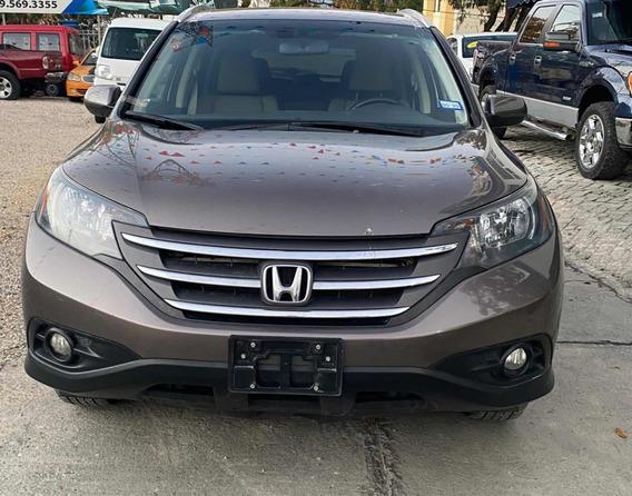 Honda Cr-v Exl 14 Clean Carfax