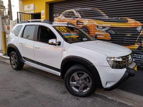 Renault Duster Tech Road 2.0 Flex Aut. 2013 Branca Completa