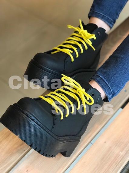 Zapatos Borcegos Borceguiesmarcus Vegan Cletas Shoes