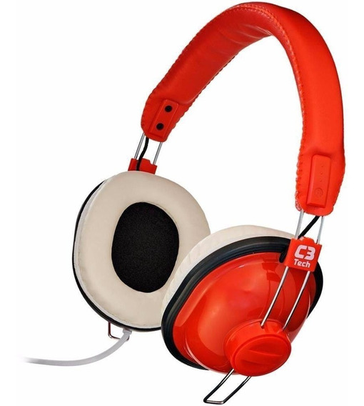 Fone/headset Gamer Nessie C3tech Mi-2818rr