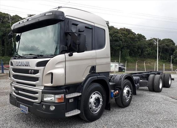 Scania P310 Bitruck 8x4 (e5) Ano 2019