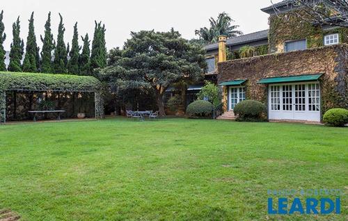 Imagem 1 de 15 de Casa Assobradada - Jardim América - Sp - 635200
