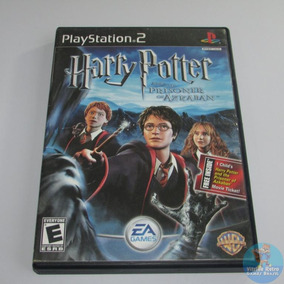 Ps2 Harry Potter Prisoner Of Azkaban Original Americano !!