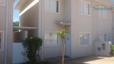 Casa Residencial À Venda, Condomínio Vila Santa Rosa, Valinhos. - Ca1495