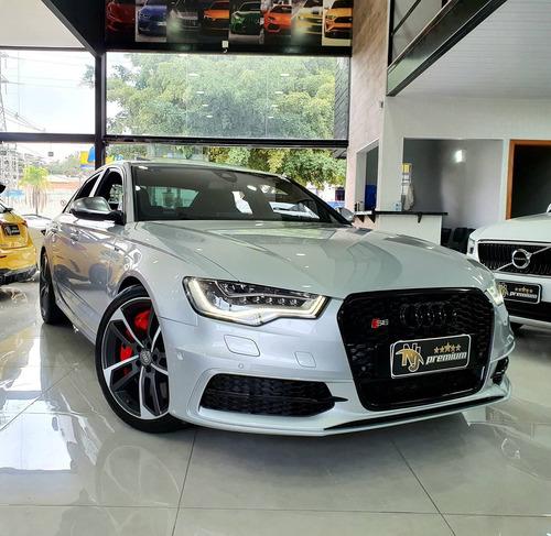 Imagem 1 de 15 de Audi S6 4.0 Limo V8 32v Gasolina 4p S-tronic