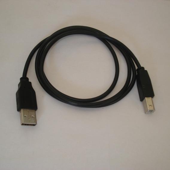 Cable Usb A-b De 1.8 Mts Comunicacion Plcs/hmi Lbmt5054-usb