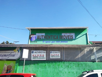 Casa Comercial Para Locação No Umuarama, Osasco, Próximo Ao Bradesco Cidade De Deus. - Ca00574 - 34178635
