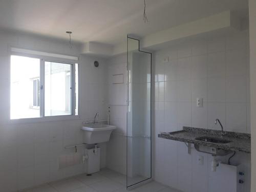 Apartamento No Bairro Ferrazopolis Em Sao Bernardo Do Campo Com 02 Dormitorios - V-30327