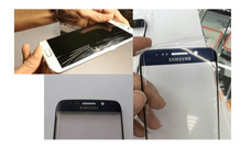 Samsung S7 Edge Cambio Cristal/visor Glass Para Celulares.