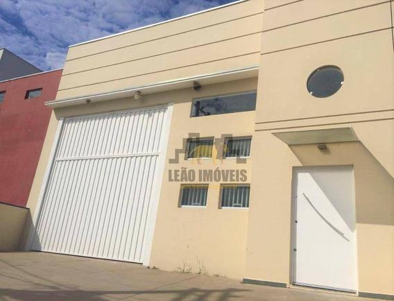 Barracão À Venda Ou Locação Jd Alto Da Colina - Valinhos / Sp - Ba0129