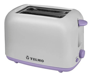 Tostadora Electrica Yelmo To 3006 2 Panes 6 Niv 700w Cuotas