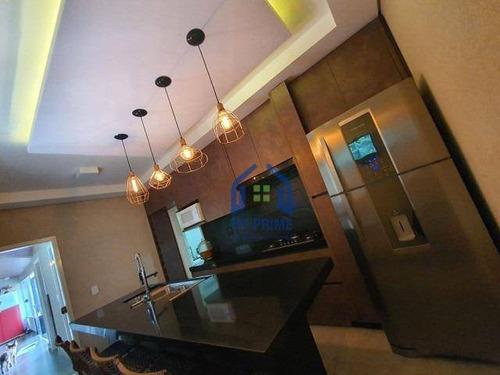 Casa Com 2 Dormitórios À Venda, 163 M² Por R$ 385.000,00 - Jardim Nunes - São José Do Rio Preto/sp - Ca2490