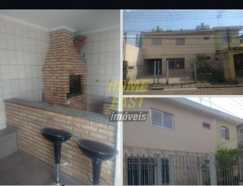 Sobrado Com 3 Dormitórios À Venda, 230 M² Por R$ 750.000 - Jardim Gopoúva - Guarulhos/sp - So0931