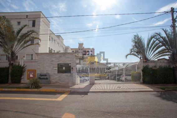 Apartamento À Venda, 72m² Residencial Spazio Plenitude - Paulínia/sp - Ap1581