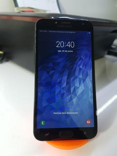 Celular Samsung Galaxy J4 32gb . Câmera De 13mp Usado..