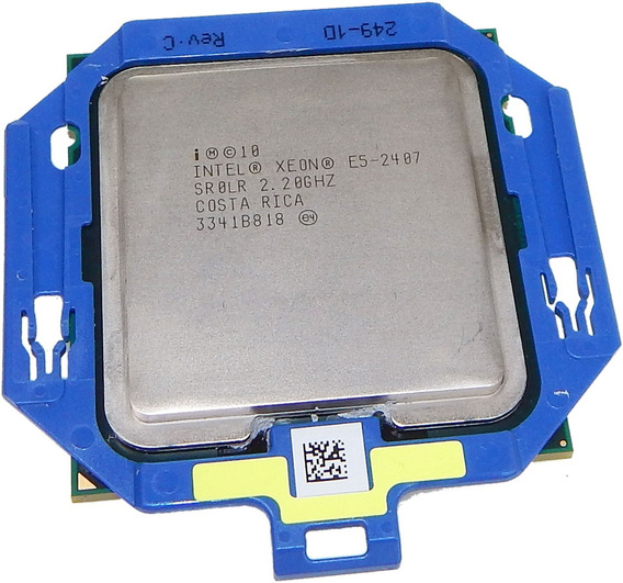 Processador Xeon E5-2407 2.20ghz 10m R520 Ml350e G8 Lga1356