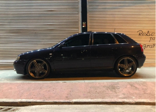 Imagem 1 de 8 de Audi A3 2003 1.8 Turbo 5p 180 Hp