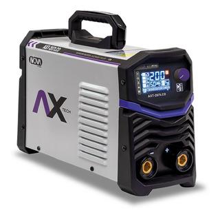 Ax Tech 207 Lcd 200 A Bi Voltaje 110/220v Soldador Inversor