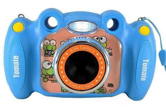 Câmera Digital Infantil- Foto E Video- Completa