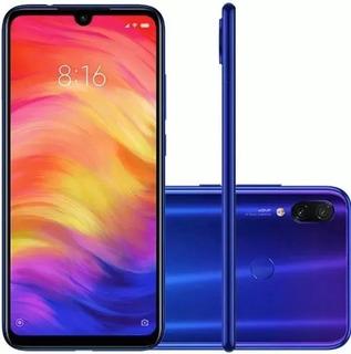 Smartphone Xiaomi Redmi Note 7 Azul 128gb