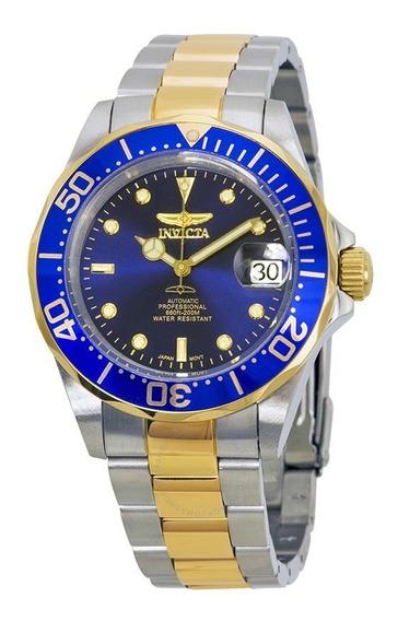 Relógio Invicta Pro Diver Automático Aço Inox 8928