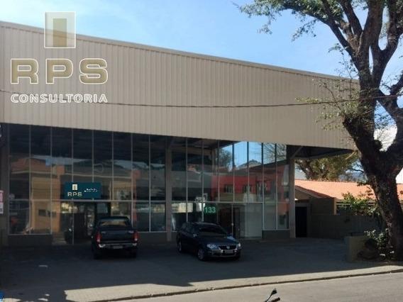 Salão Comercial Para Locação Excelente Ponto - Sl00045 - 33349126