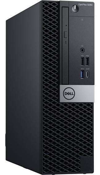 Optiplex 5060 Small Desktop Sata M.2 De 256gb 16 Gb I5 8500