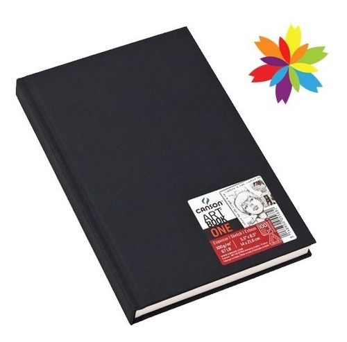 Canson Art Book One A5 14.8x21 Cm 100 Hojas De 100 Gramos